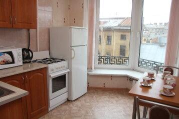 1-комн. квартира, 40 кв.м. на 4 человека, Лиговский проспект, 105, Санкт-Петербург - Фотография 4