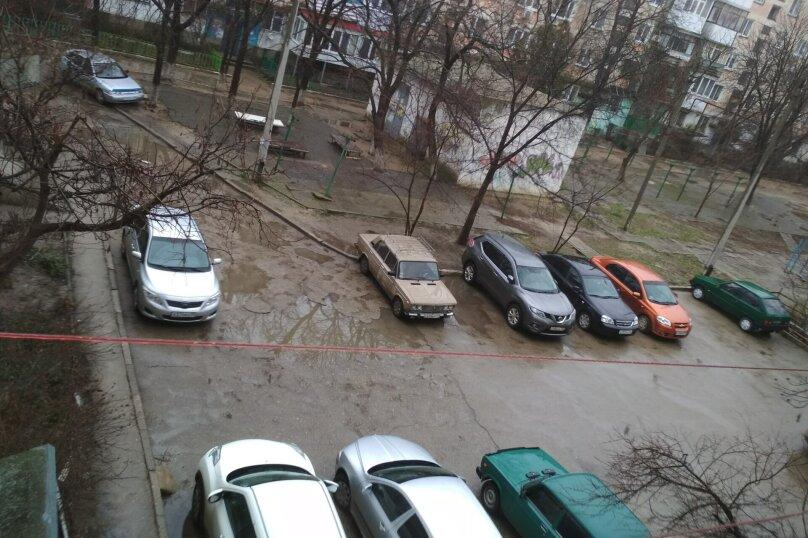 1-комн. квартира, 42 кв.м. на 4 человека, переулок Шаумяна, 1, Феодосия - Фотография 12