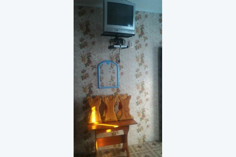 Отдых штормовое  частный сектор отдельно стоящие  2 комнаты  с отдельной кухней для комфортного отдыха, 44 кв.м. на 6 человек, 2 спальни, Прибрежная улица, 33, Штормовое - Фотография 21