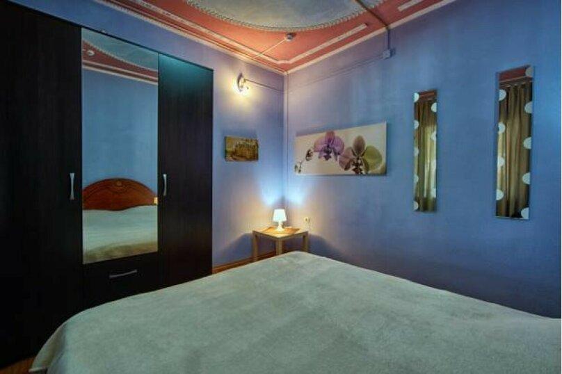 Двухместный номер с 1 большой кроватью и общей ванной комнатой, улица Костылева, 72, Краснодар - Фотография 2
