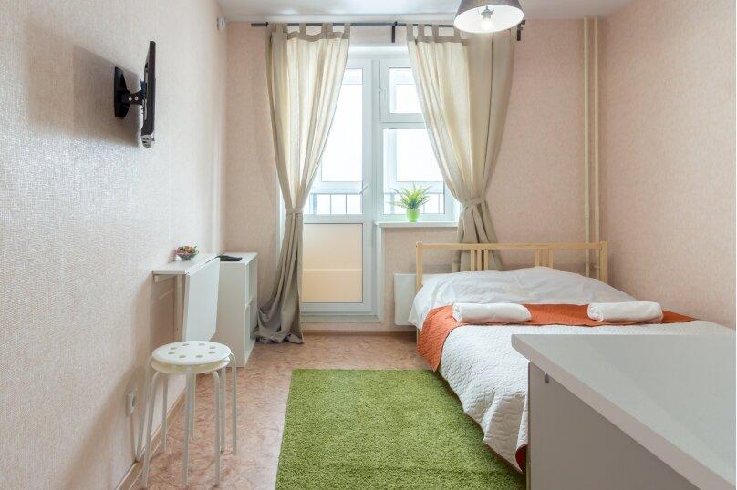 1-комн. квартира, 20 кв.м. на 2 человека, Бурнаковская улица, 97, Нижний Новгород - Фотография 5
