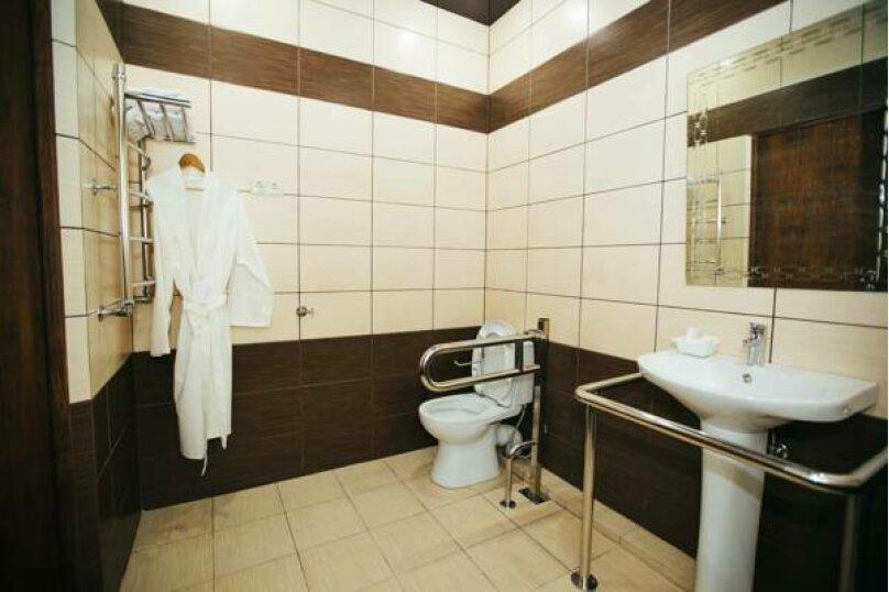 """Отель """"HEMINGWAY"""", улица Энергетиков, 5 на 36 номеров - Фотография 47"""