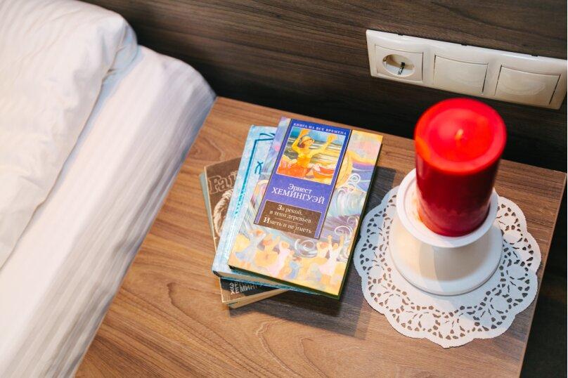 """Отель """"HEMINGWAY"""", улица Энергетиков, 5 на 36 номеров - Фотография 43"""