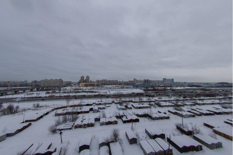 1-комн. квартира, 52 кв.м. на 4 человека, Витебский проспект, 97к1, Санкт-Петербург - Фотография 14