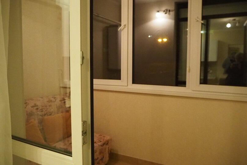 1-комн. квартира, 42 кв.м. на 5 человек, Дивная улица, 1, Дивноморское - Фотография 4