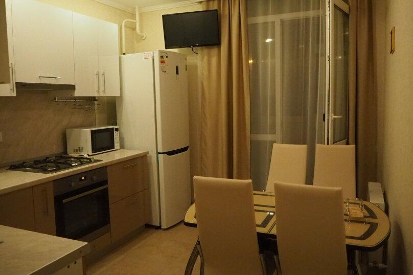1-комн. квартира, 42 кв.м. на 5 человек, Дивная улица, 1, Дивноморское - Фотография 6