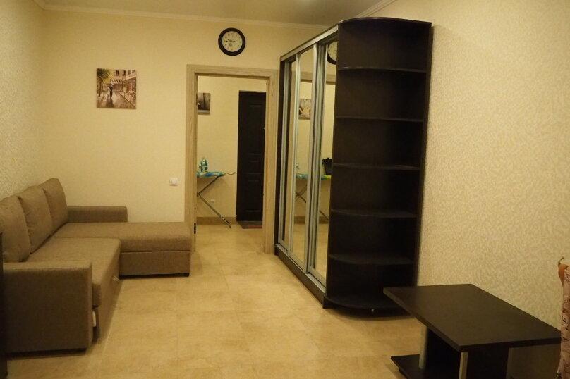 1-комн. квартира, 42 кв.м. на 5 человек, Дивная улица, 1, Дивноморское - Фотография 7