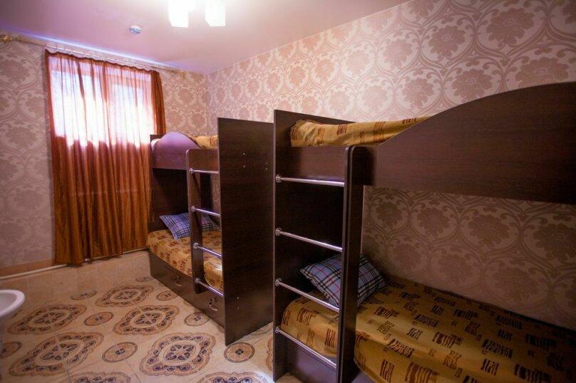Номер для 4 гостей , улица Пионеров, 9, Барнаул - Фотография 1