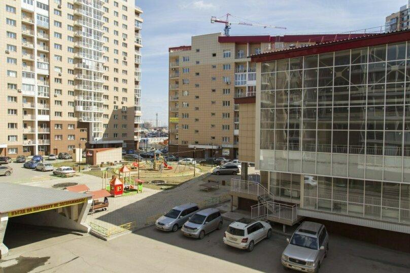 1-комн. квартира, 45 кв.м. на 4 человека, улица Авиаторов, 25, Красноярск - Фотография 3
