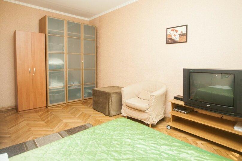 1-комн. квартира, 36 кв.м. на 3 человека, Оружейный переулок, 5, Москва - Фотография 5