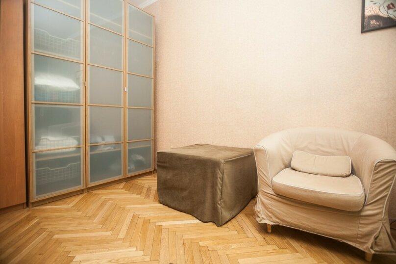1-комн. квартира, 36 кв.м. на 3 человека, Оружейный переулок, 5, Москва - Фотография 6