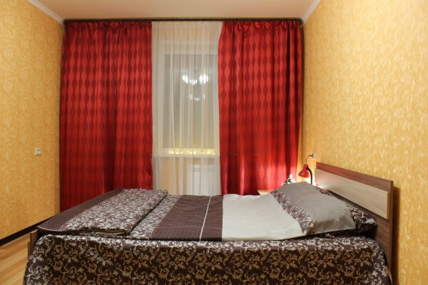 1-комн. квартира, 32 кв.м. на 4 человека, Спартаковская улица, 156, Ростов - Фотография 1