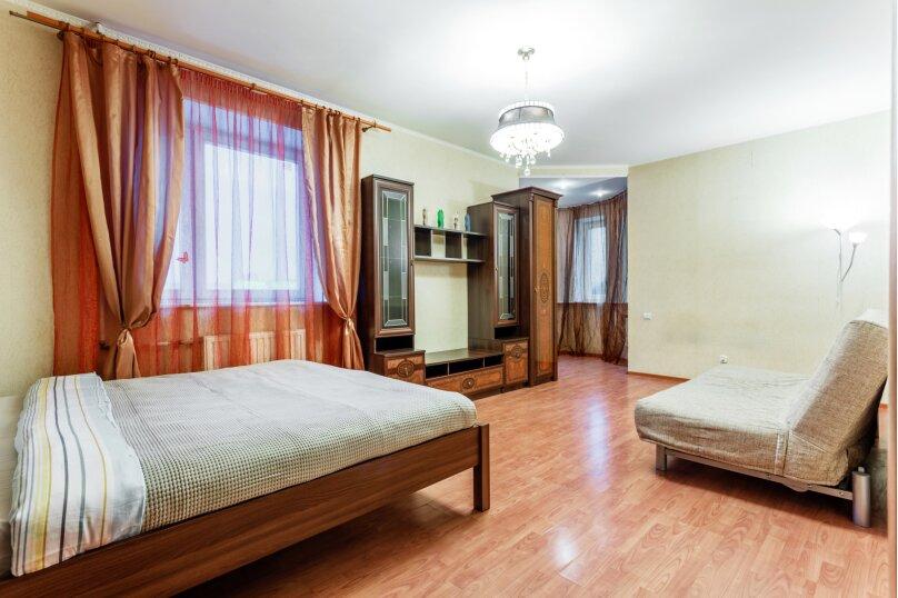 2-комн. квартира, 70 кв.м. на 6 человек, Коломяжский проспект, 26, Санкт-Петербург - Фотография 5