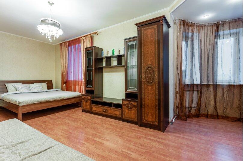 2-комн. квартира, 70 кв.м. на 6 человек, Коломяжский проспект, 26, Санкт-Петербург - Фотография 6
