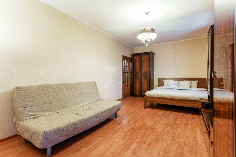 2-комн. квартира, 70 кв.м. на 6 человек, Коломяжский проспект, 26, Санкт-Петербург - Фотография 7