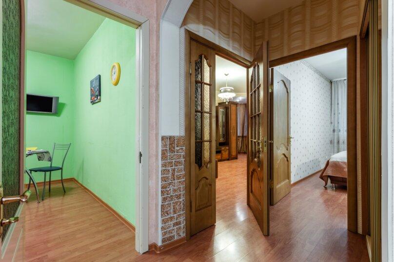 2-комн. квартира, 70 кв.м. на 6 человек, Коломяжский проспект, 26, Санкт-Петербург - Фотография 9