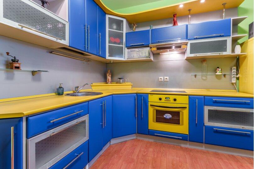 2-комн. квартира, 70 кв.м. на 6 человек, Коломяжский проспект, 26, Санкт-Петербург - Фотография 11