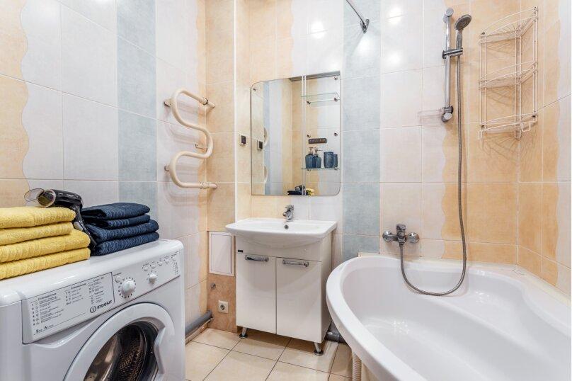 2-комн. квартира, 70 кв.м. на 6 человек, Коломяжский проспект, 26, Санкт-Петербург - Фотография 13