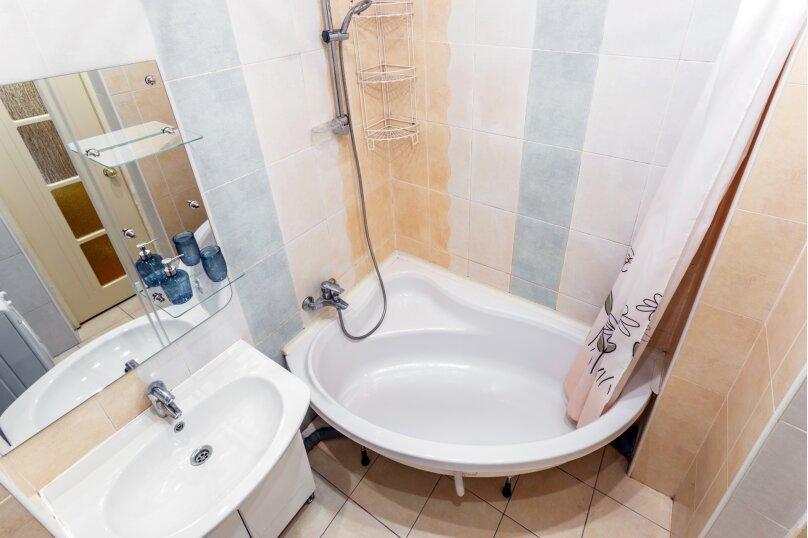 2-комн. квартира, 70 кв.м. на 6 человек, Коломяжский проспект, 26, Санкт-Петербург - Фотография 14