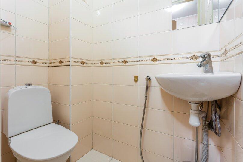 2-комн. квартира, 70 кв.м. на 6 человек, Коломяжский проспект, 26, Санкт-Петербург - Фотография 15