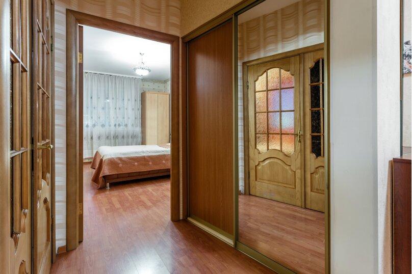2-комн. квартира, 70 кв.м. на 6 человек, Коломяжский проспект, 26, Санкт-Петербург - Фотография 20