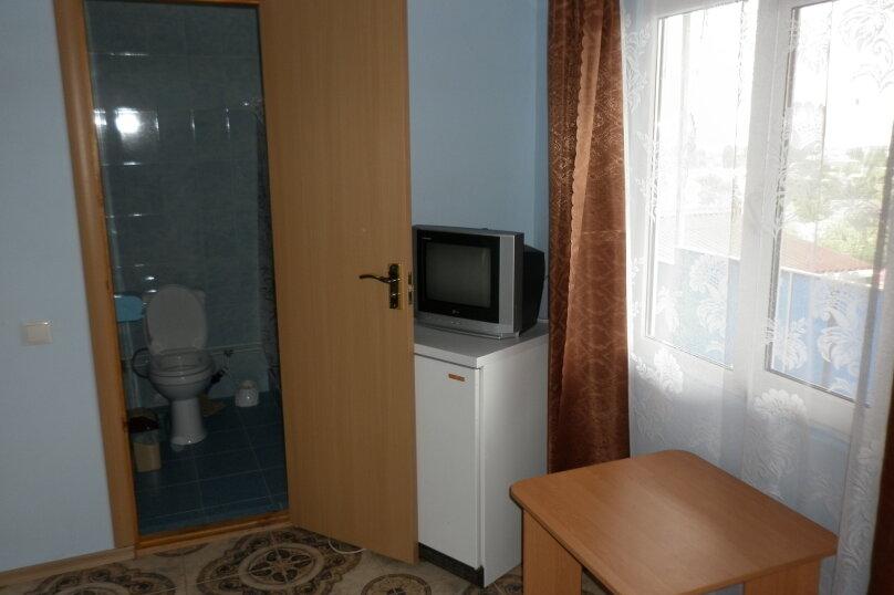 Стандартный, санузел в номере , улица Шершнёва, 16, Коктебель - Фотография 3