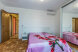 Двух комнатный номер с узолироваными спальнями и личной кухней, Партизанская улица, 20, Дивноморское - Фотография 2