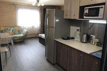 Однокомнатные аппартаменты для семьи под ключ , 27 кв.м. на 4 человека, 1 спальня, Лиманная , 12а, Витязево - Фотография 1