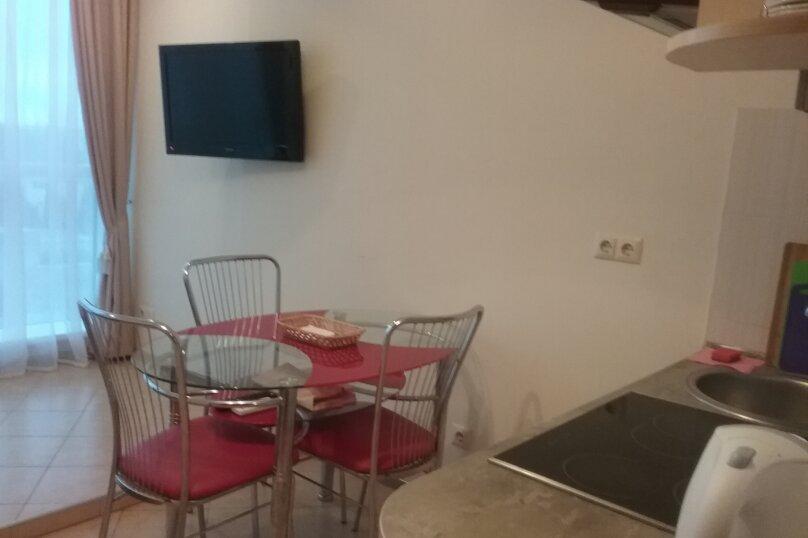 1-комн. квартира, 36 кв.м. на 4 человека, Перекопская улица, 4В, Алушта - Фотография 7