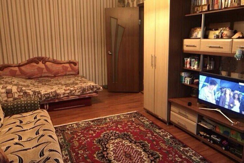 2-комн. квартира, 43 кв.м. на 6 человек, Фрунзенское шоссе, 7, Партенит - Фотография 3
