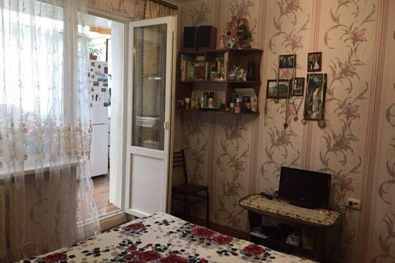 2-комн. квартира, 43 кв.м. на 6 человек, Фрунзенское шоссе, 7, Партенит - Фотография 4