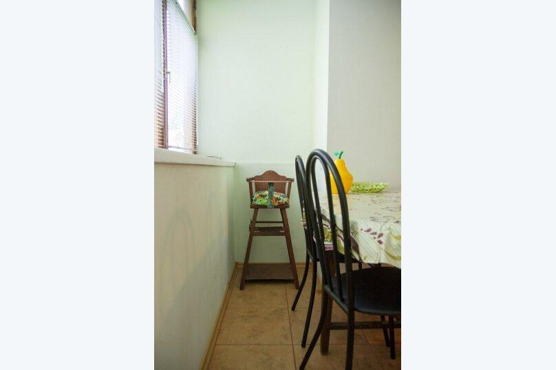2-комн. квартира, 50 кв.м. на 6 человек, улица Клары Цеткин, 43, Кисловодск - Фотография 4