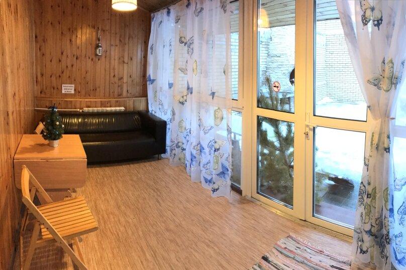 Двухэтажное бунгало, 85 кв.м. на 8 человек, 2 спальни, Курортная, 57/3, Банное - Фотография 12