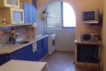 3-комн. квартира, 80 кв.м. на 5 человек, улица Некрасова, Евпатория - Фотография 1