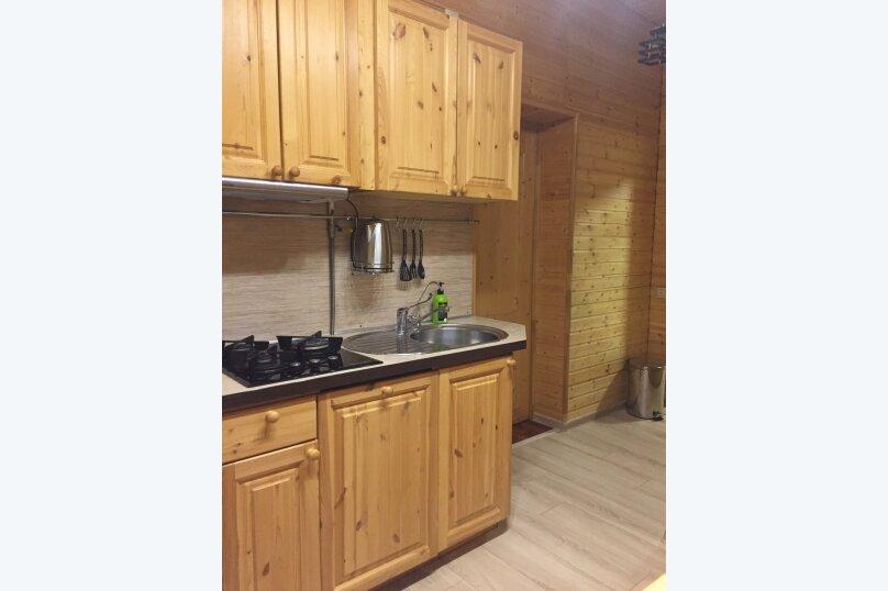 """Дом для отпуска """"Family Home Forest Escape"""", Лесхозный переулок, 2/2 на 2 комнаты - Фотография 16"""