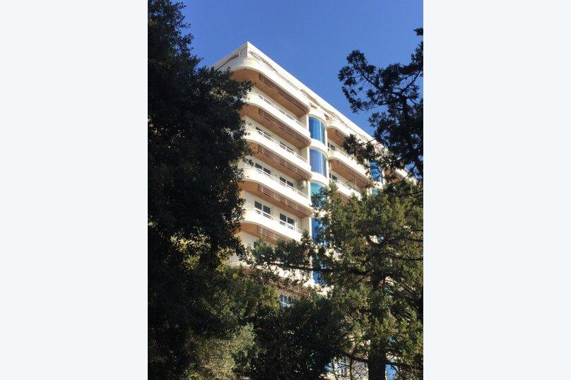 1-комн. квартира, 40 кв.м. на 3 человека, Севастопольское шоссе, 52Х, Гаспра - Фотография 23