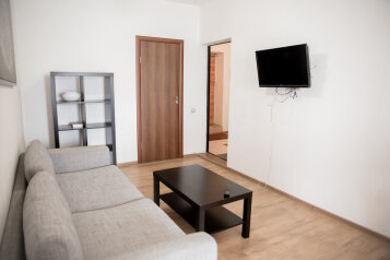 2-комн. квартира, 60 кв.м. на 5 человек, улица Столярова, 7, Казань - Фотография 3