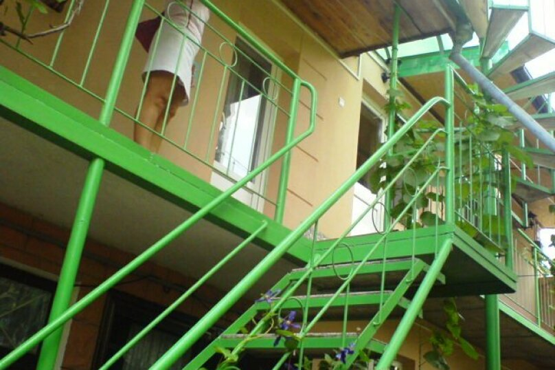 Дом на 4чел., 50 кв.м. на 4 человека, 2 спальни, улица Кочмарского, 50, Феодосия - Фотография 6