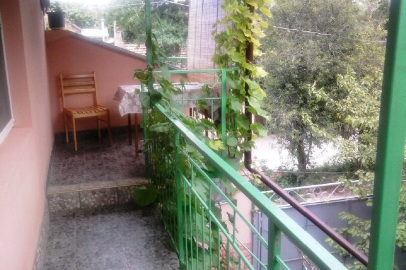Дом на 4чел., 50 кв.м. на 4 человека, 2 спальни, улица Кочмарского, 50, Феодосия - Фотография 9