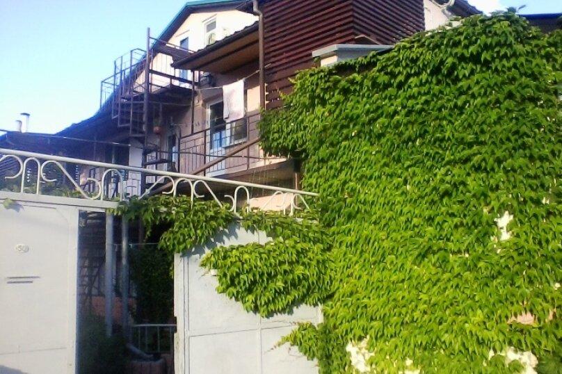 Дом на 4чел., 50 кв.м. на 4 человека, 2 спальни, улица Кочмарского, 50, Феодосия - Фотография 16