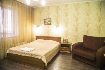 1-комн. квартира, 40 кв.м. на 2 человека, улица Молокова, Советский район, Красноярск - Фотография 2