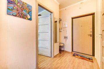 1-комн. квартира, 35 кв.м. на 3 человека, улица Адмирала Черокова, Санкт-Петербург - Фотография 3