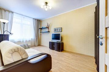 1-комн. квартира, 35 кв.м. на 3 человека, улица Адмирала Черокова, Санкт-Петербург - Фотография 4