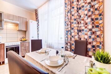 1-комн. квартира, 35 кв.м. на 3 человека, улица Адмирала Черокова, Санкт-Петербург - Фотография 1