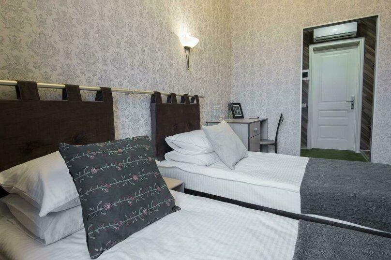 Небольшой двухместный номер с 1 или 2 раздельными кроватями, набережная реки Фонтанки, 56, Санкт-Петербург - Фотография 1