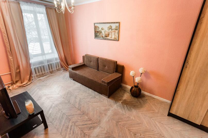 2-комн. квартира, 46 кв.м. на 4 человека, Ростовская набережная, 1, Москва - Фотография 4