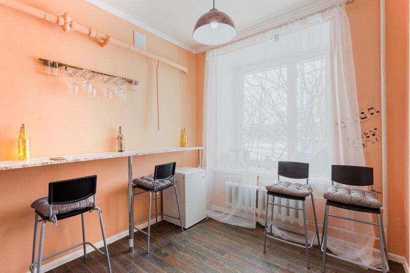 2-комн. квартира, 46 кв.м. на 4 человека, Ростовская набережная, 1, Москва - Фотография 6