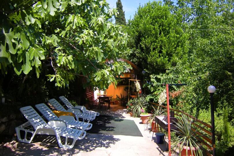 Дом в Гаспре с большим персональным двором, садом, 80 кв.м. на 6 человек, 2 спальни, Севастопольское шоссе, 10, Гаспра - Фотография 13