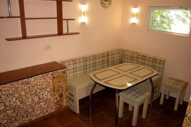 Дом в Гаспре с большим персональным двором, садом, 80 кв.м. на 6 человек, 2 спальни, Севастопольское шоссе, 10, Гаспра - Фотография 17