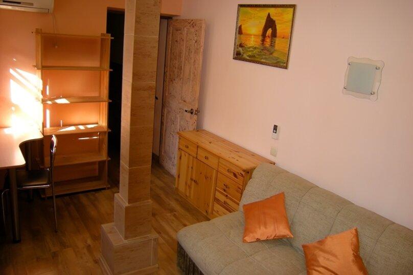 Дом в Гаспре с большим персональным двором, садом, 80 кв.м. на 6 человек, 2 спальни, Севастопольское шоссе, 10, Гаспра - Фотография 20